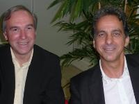 Philippe Martinou et Franck Rougeau fondateurs de Sparkom - SparkAngels